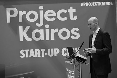Presentation at Project Kairos