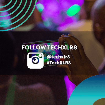 Follow TechXLR8 on Instagram to discover the flagship event of London Tech Week