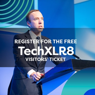 Register For The Free TechXLR8 Visitors' Ticket