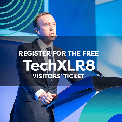 Register for TechXLR8 for a free ticket to the flagship event of London tech Week