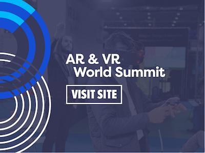 AR VR World Summit part of London Tech Week 2019