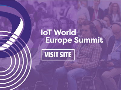 IoT World – Europe Summit part of London tech Week 2019