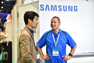 Samsung sponsor