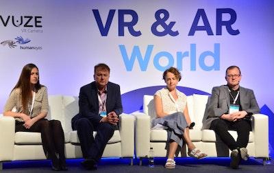 VR&AR World - TechXLR8 Europe