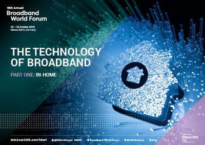 Technology of broadband part one: in home