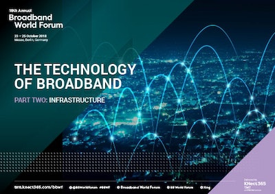 Technology of broadband part one: infrastructure