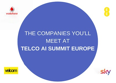 Telco AI Summit Europe Attendees