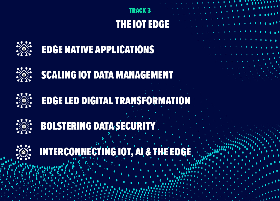 Edge native applications, scaling iot data management, edge led digital transformation, bolstering data security, interconnecting iot, ai and the edge