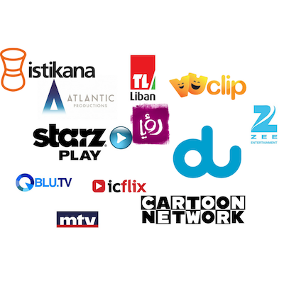 TV CONNECT MENA 2018 ATTENDEE LIST