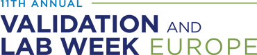 11th Annual Validation and Lab Week Europe