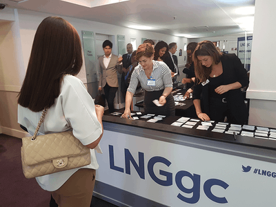 LNGgc 2016 Registration Desk