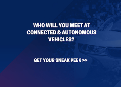See the companies attending Connected & Autonomous Vehicles