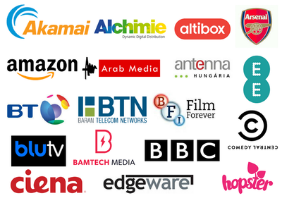 Take a look at the companies and job titles who have attended OTTtv Summit