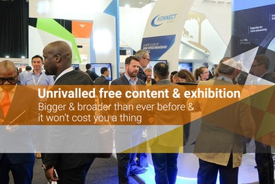 Unrivalled free content & exhibition - bigger and broader than ever before & it won't cost you a thing