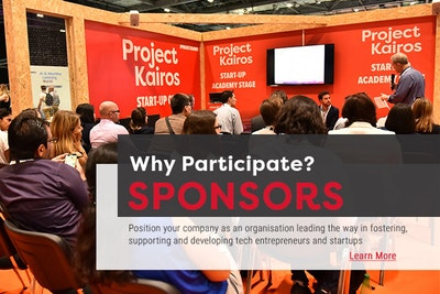Why Sponsor or Exhibit at Project Kairos?