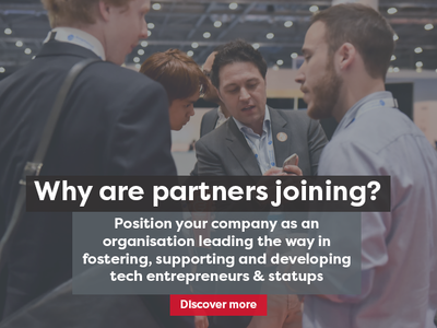 Why sponsors partner with Startup Elevate