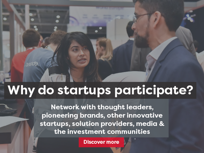 Why startups participate?