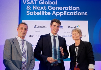 Best Newcomer in the Industry Winner: G&S Satcom