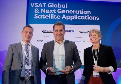 VSAT Service Provider of the Year Winner: Speedcast