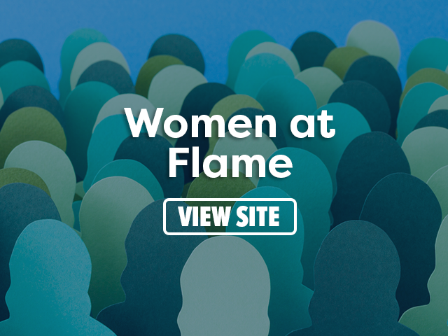 Women at Flame