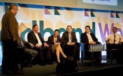 Broadband World Forum panel