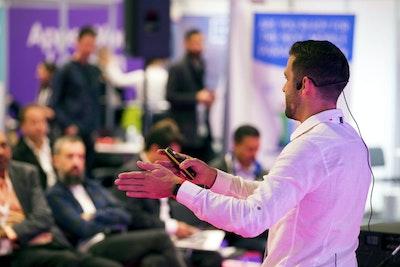 Broadband World Forum speaker