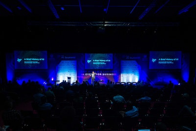 Techxlr8 stage