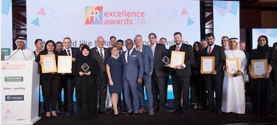 Middle East HR Excellence Award 2016