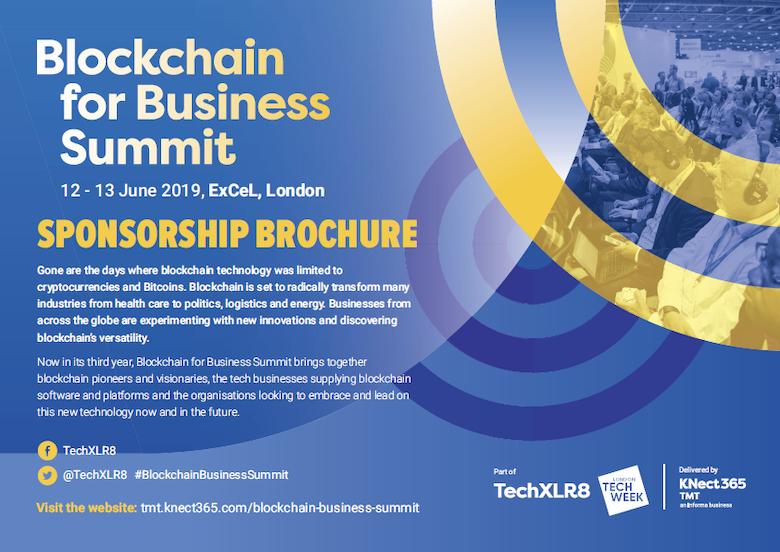 Blockchain for Business Summit