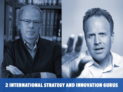 2 International Strategy and Innovation Gurus