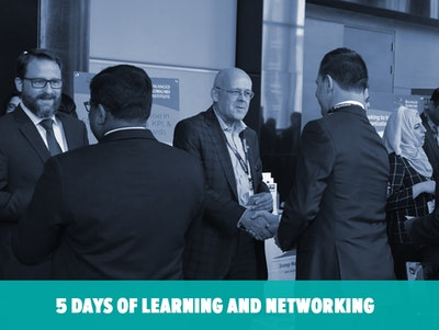 5 Days of Learning and Networking