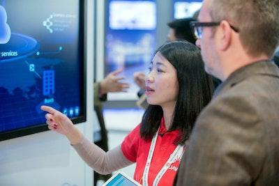 Broadband World Forum Visitor