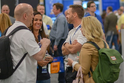 MSPs and VARs Networking at Channel Partners Evolution 2019