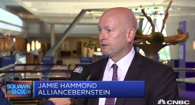 AllianceBernstein's Hammond: Investors concerned about volatility