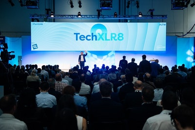 Techxlr8 keynote