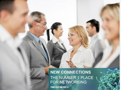 NEW CONNECTIONS – THE NUMBER 1 PLACE FOR NETWORKING