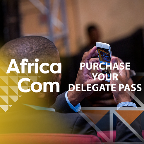 Purchase Your AfricaCom Pass