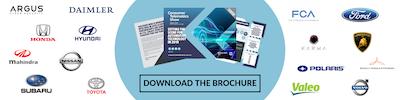 Consumer Telematics Show Brochure