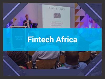 Fintech Africa at AfricaCom