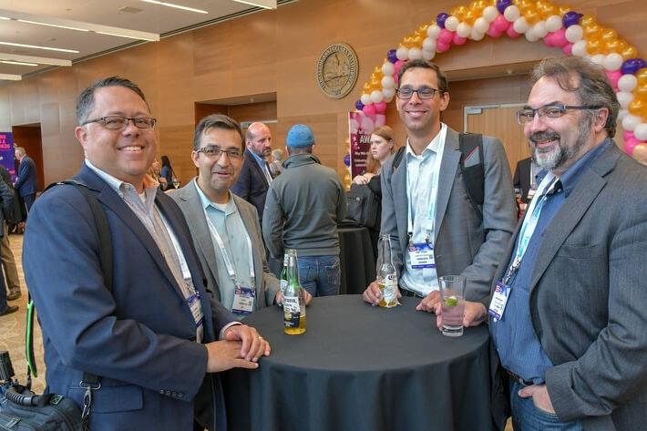 IoT World Awards networking