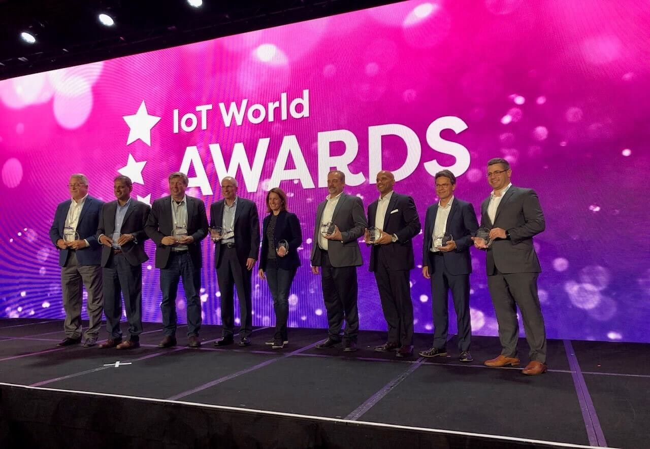 IoT World Awards Winners
