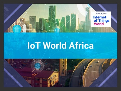 IoT World Africa at AfricaTech