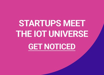 Opportunities for startups at Internet of Things World