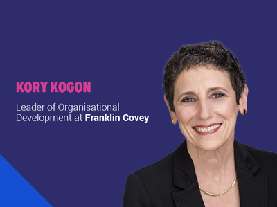 Kory Kogon | Franklin Covey - HRSE Keynote Speaker