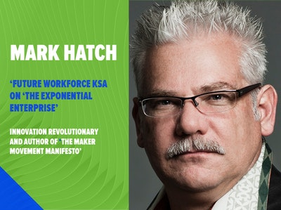Future Workforce KSA - Keynote Speaker