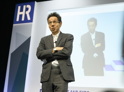 Malcolm Gladwell keynote HR summit 2016
