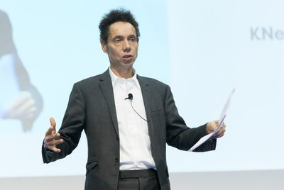 Malcolm Gladwell at HR Summit 2016 | Check the unmissable features and activities at HR Summit & Expo 2018
