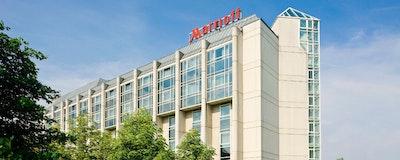 Marriott Munich Hotel - Facade