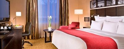 Marriott Munich Hotel - Room