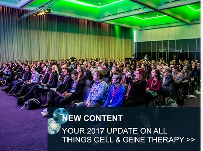 NEW CONTENT – YOUR 2017 UPDATE ON ALL THINGS CELL AND GENE THERAPY